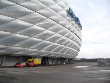 Allianz Arena in München