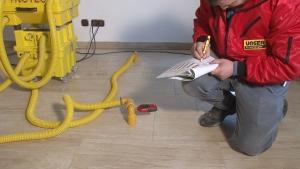 Bautrocknung und Unterflurtrocknung