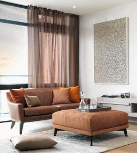 Gardinen und Teppiche