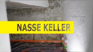 Sanierung nasser Keller